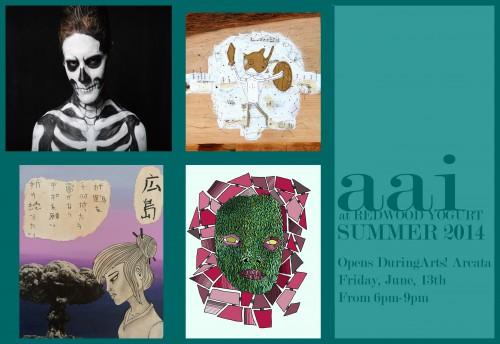 AAI June Arts Alive