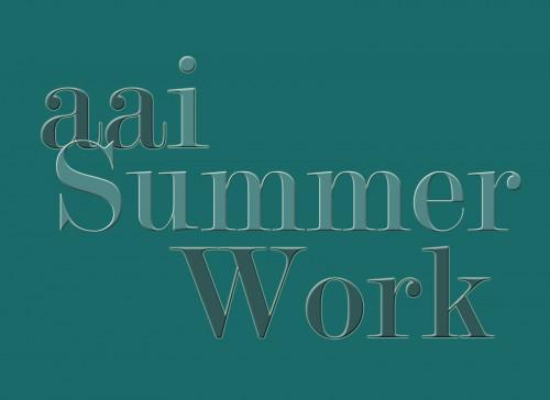 Summer Work 2015