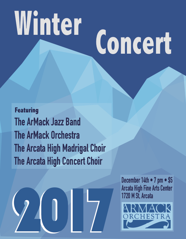 Armack Winter concert