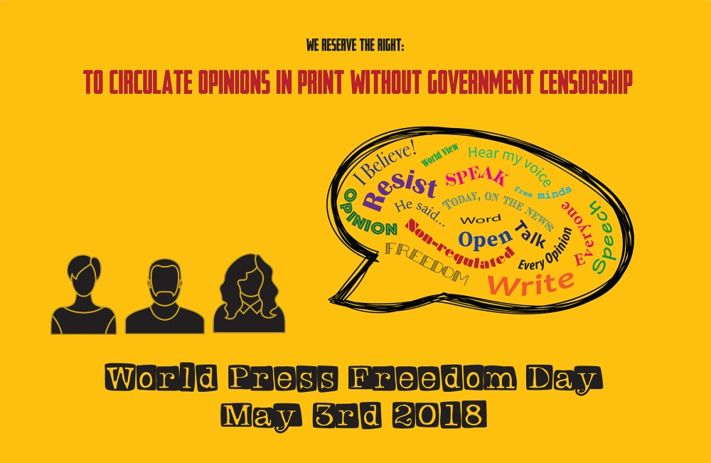 world press freedom day [Recovered]