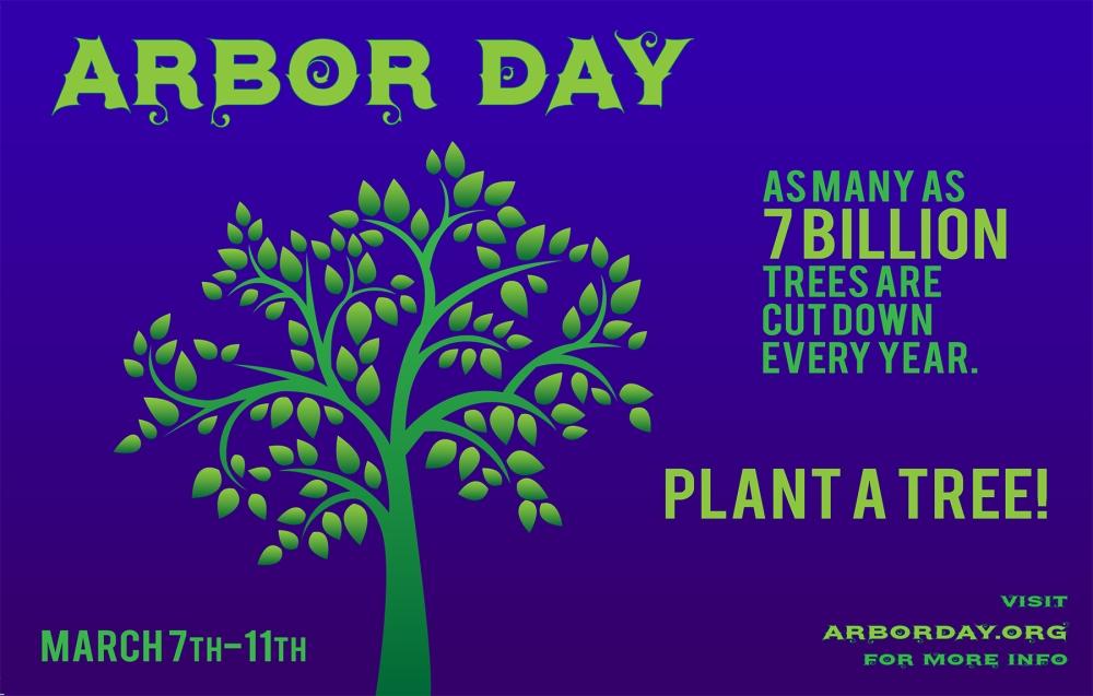 Raven Cziglenyi Arbor Day